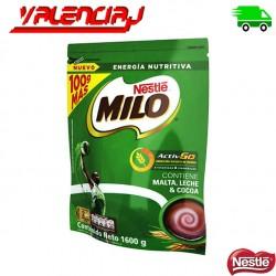 CHOCOLATE EN POLVO MILO CON NUTRI FIT ACTIVE-GO 1.6 KILOS EN BOLSA