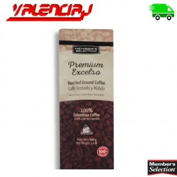 CAFE MEMBERS SELECTION PREMIUN EXCELSO 500G TOSTADO Y MOLIDO