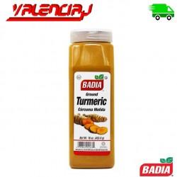 BADIA CURCUMA MOLIDA 453,6 GRS