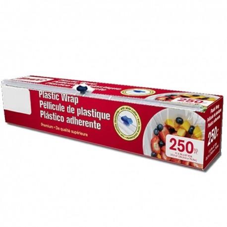 PLASTICO FILM TRANSPARENTE ROLLO DE 79 METROS X 29 CMS x 1 Und TITAN/MEMBERS