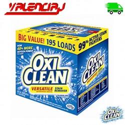 REMOVEDOR DE MANCHAS OXY CLEAN EN POLVO 4.98 KILOS / 235 CARGAS