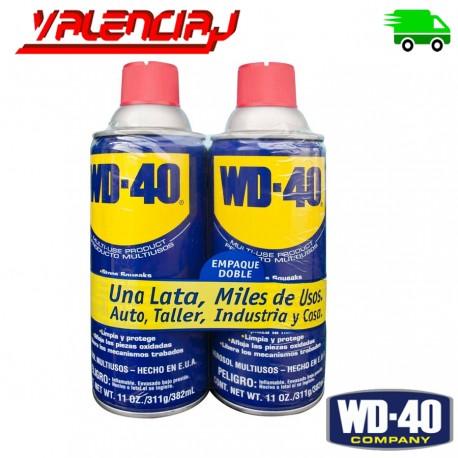 LUBRICANTE WD40 325ML X 2 Und