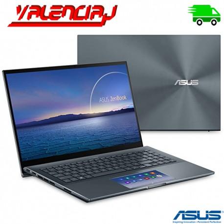 """PORTATIL ASUS SenBook UX535LI Ultra Slim INTEL i7 15.6"""" 16gb 1tb SSD win 10 GTX1650 4GB NO DVD"""