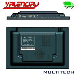 """TELEVISOR PORTATIL DE 9"""" MULTITECH MODELO MT-PTV900T2"""