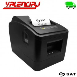 IMPRESORA POS SAT 22T UE TERMICA 80MM USB RED