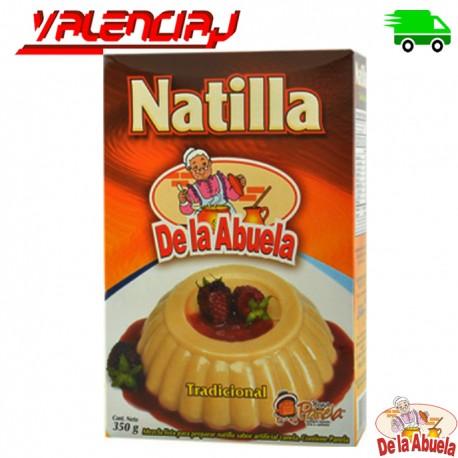 NATILLA DE LA ABUELA TRADICIONAL 350 GRAMOS