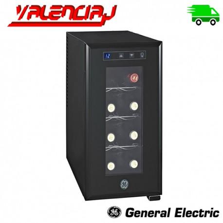 CAVA DE VINOS 8 BOTELLAS GENERAL ELECTRIC GW8XDBB REGULADOR ELECTRONICO