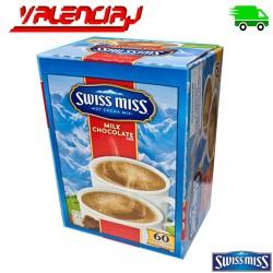 CHOCOLATE SWISS MISS MEZCLA DE COCOA 28G X 60 UND