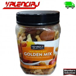 GOLDEN MIX MIXTO DE FRUTOS SECOS MEMBERS SELECTION 850 GRS