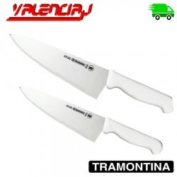 JUEGO CUCHILLOS DE COCINERO TRAMONTINA PROLINE KNIFER SET X 2