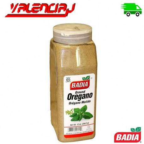 BADIA OREGANO MOLIDO 340,2 GRS