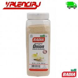 BADIA CEBOLLA GRANULADA FINA 566.9 GRS