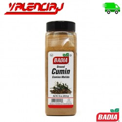 BADIA COMINO MOLIDO CUMIN 453.6 GRS