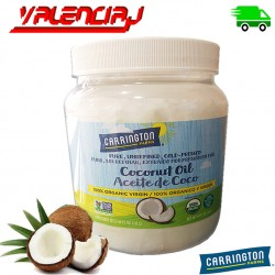 ACEITE DE COCO CARRINGTON FARMS DE 1.6 Kilos