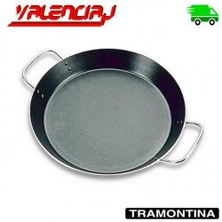 PAELLERA TRAMONTINA PROFESIONAL 60 CMS 20896/060 ALUMINIO ANTIADHERENTE