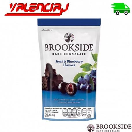 CHOCOLATE AMARGO BROOKSIDE 907 GRAMOS RELLENOS DE ACAI & BLUEBERRY