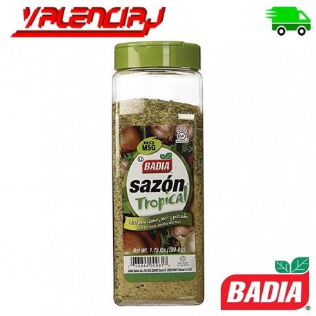 BADIA SAZONADOR TROPICAL VERDE 793,8 GRS