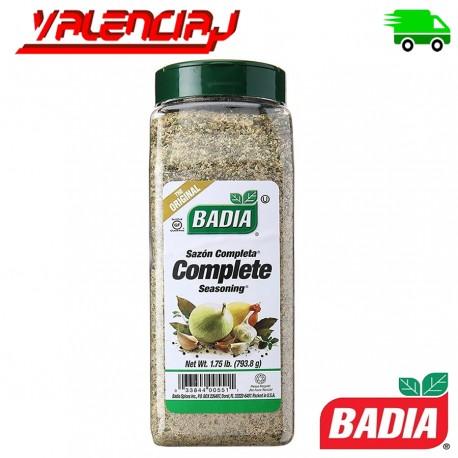 BADIA SAZONADOR COMPLETO 793,8 GRS