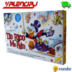 JUEGO DE MESA TIO RICO CLASICO VERSION RONDA