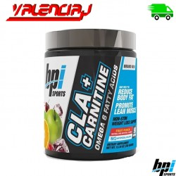 BPA SPORT CLA + CARNITINE SUPLEMENTO NUTRITIVO 50 SERVICIOS 350 GRS