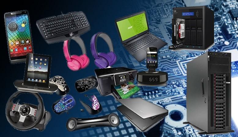 Equipos de Informática y Accesorios
